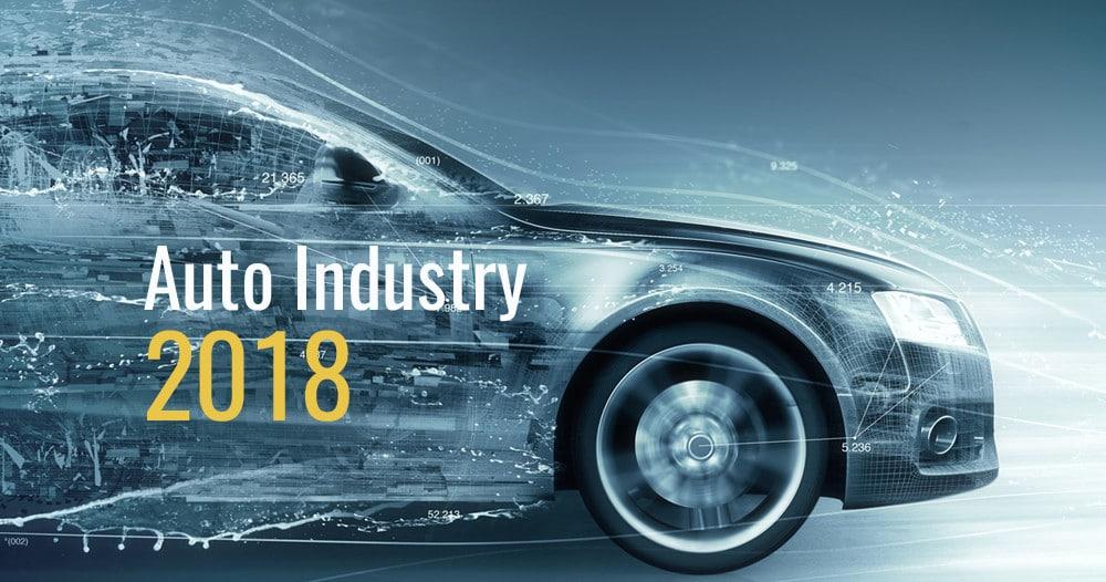 Auto Industry - 2018