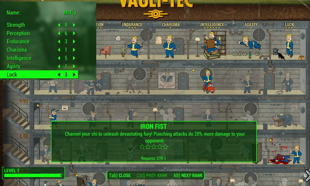 Best Fallout 4 Melee Build