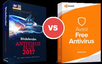 Bitdefender vs. Avast