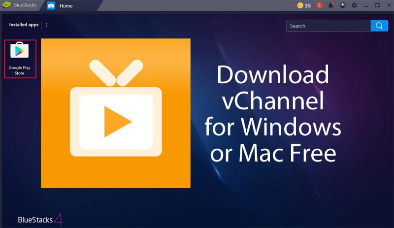 Download vChannel for PC