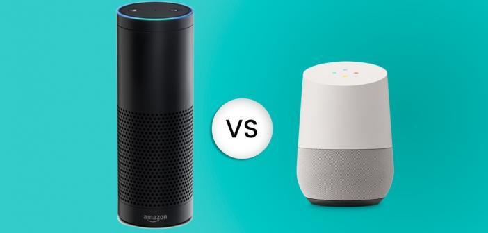 Choosing between the Amazon Echo and Google Home: A Buyer's Guide