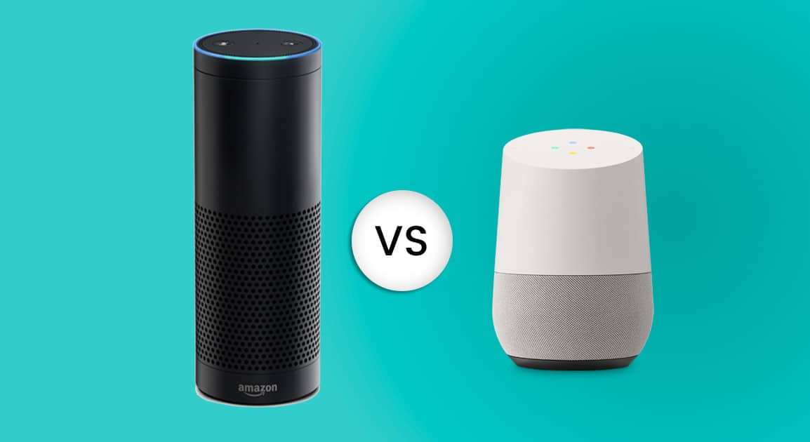 choosing between the amazon echo and google home a buyer. Black Bedroom Furniture Sets. Home Design Ideas