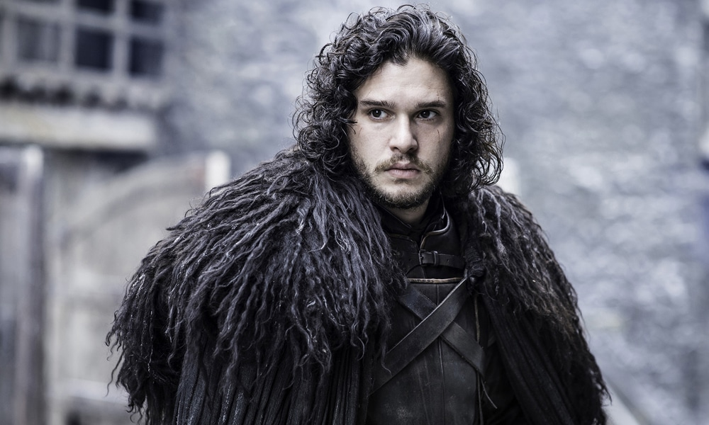How to Dress Up as Jon Snow