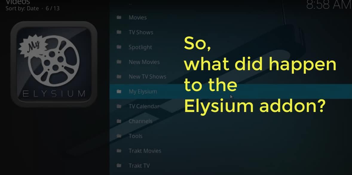 How To Fix Elysium