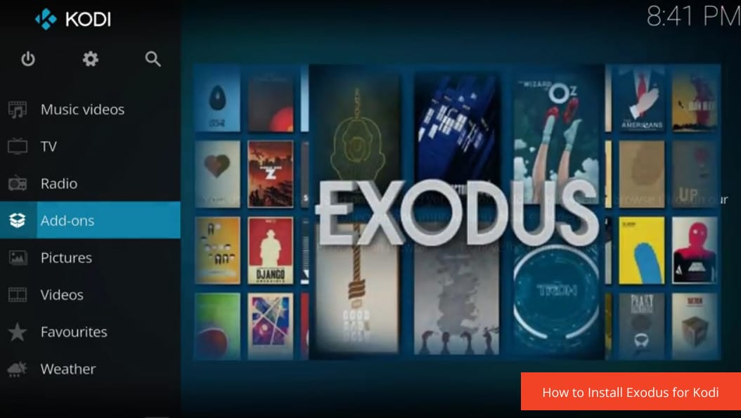 kodi app firestick exodus
