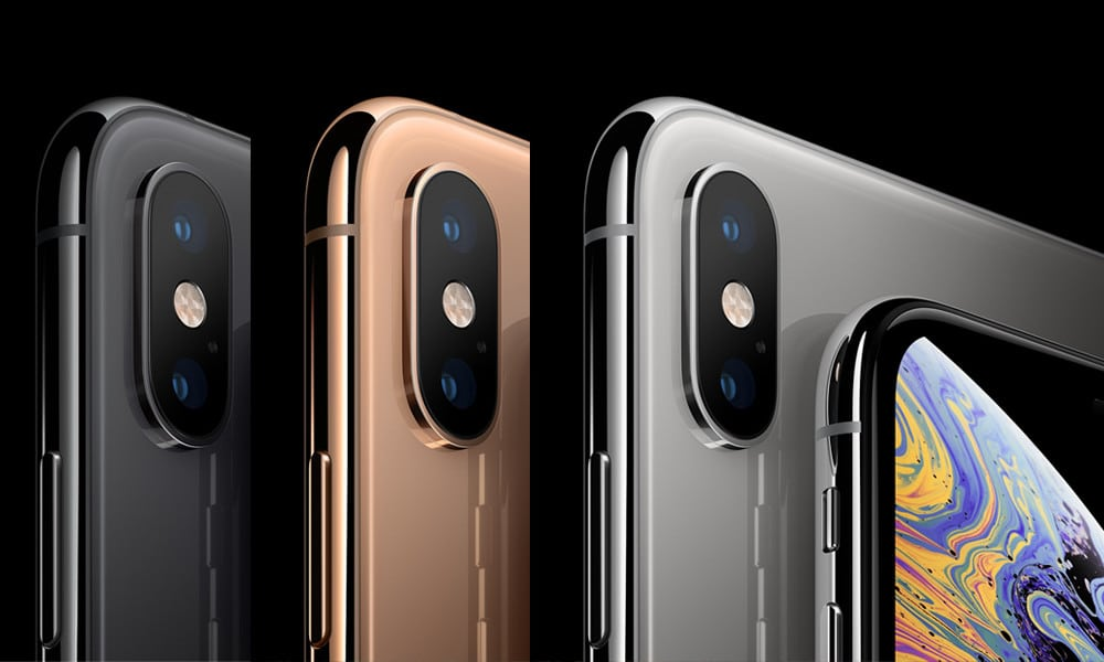 iPhone XS and XS Max Colors