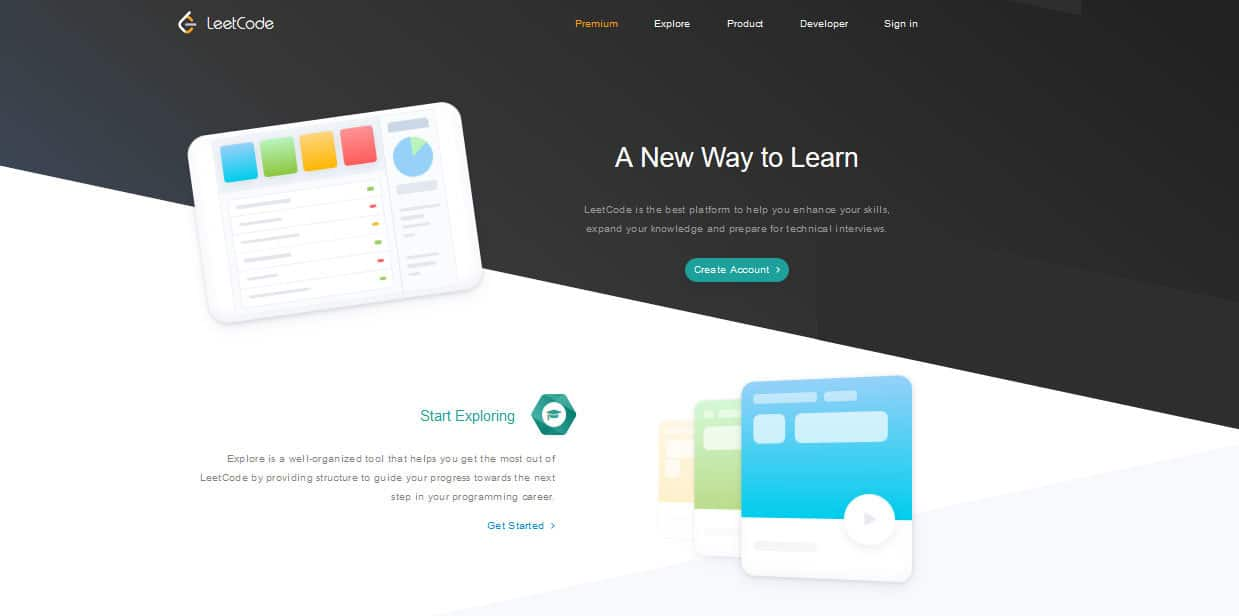 LeetCode Overview: Tech Interview Prep Site – Free Version