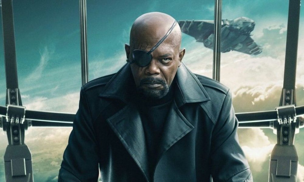 How You Can Dress Up as Nick Fury