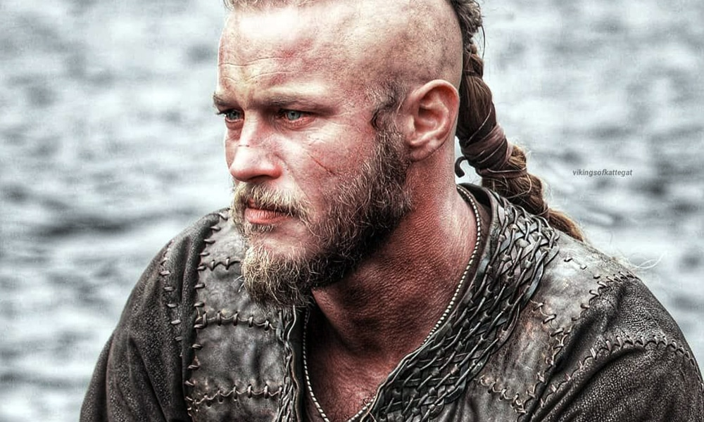 Ragnar Lothbrok of Vikings