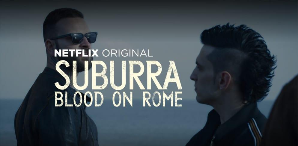 Suburra Blood on Rome Season 2