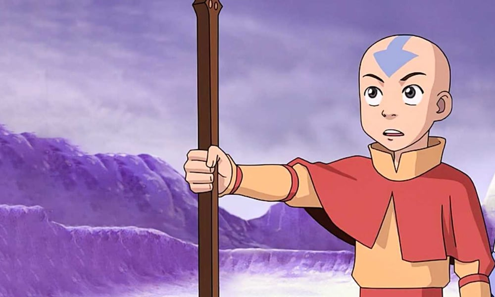 How to Dress up as Aang from Avatar